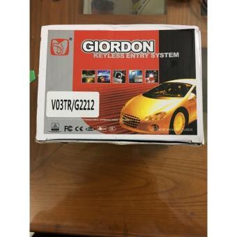 Bộ điều khiển khóa cửa ô tô Giordon V03TR/G2212