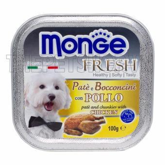 Monge Fresh POLLO 100g (thịt gà)
