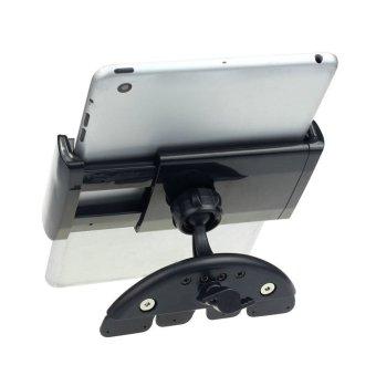Car CD mount tablet PC holder
