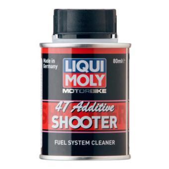 Dung dịch làm sạch hệ thống nhiên liệu động cơ xe máy Liqui Moly 4T Additive Shooter 7916 80ml
