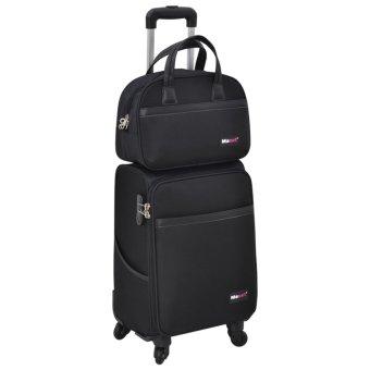 Bộ vali du lịch Macat M18BC (ĐEN)
