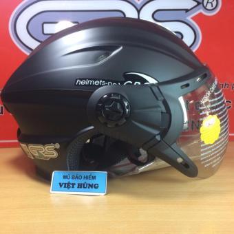 Mũ bảo hiểm GRS A760k (Đen nhám)