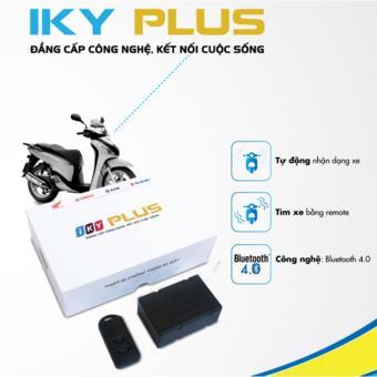 Khóa chống trộm xe máy công nghệ BlueTooth IKY Plus