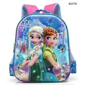 Cặp sách công chúa elsa cho bé BL017B