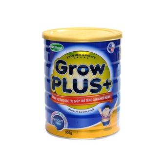 Sữa bột tăng cân khỏe mạnh Grow Plus+ 900g
