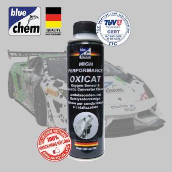 Dung dịch Vệ sinh Cảm biến Oxy & Bộ Trung hòa khí thải (Oxicat) Bluechem 300ml