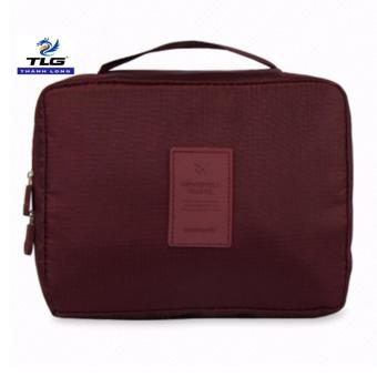 Túi xách du lịch đựng đồ cá nhân cao cấp Đồ Da Thành Long TLG 208090 5(nâu sậm)