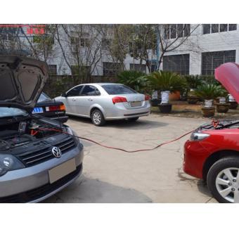 Dây câu điện bình ắc quy 800A cho ô tô chết máy giữa đường