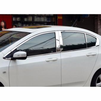 Nẹp viền xe hơi màu bạc (22MM)