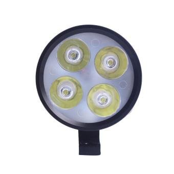 Đèn led trợ sáng gắn xe máy (L4-đen)