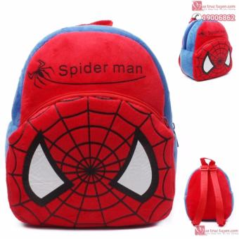 Balo siêu nhân người nhện cho bé