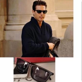 Kính mát phong cách Tom Cruise TPD01 (Đen).