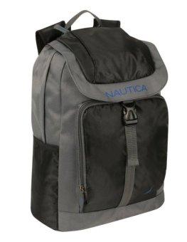 Ba lô xám đựng laptop 15'' cao cấp Nautica NX6226 Backpack (Mỹ)