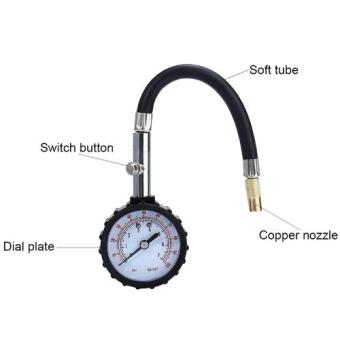 Đồng hồ đo áp suất lốp xe Tire 5