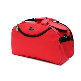 Túi du lịch 3 ngăn kiểu mới tiện dụng (Đỏ)