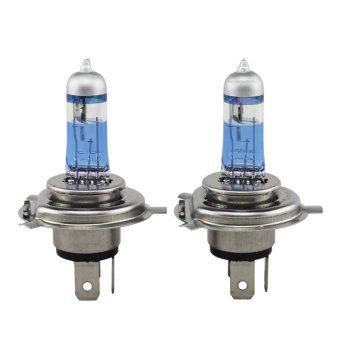 Bộ 2 bóng đèn ô tô Osram Night Breaker Unlimited H4-NBU (Trắng xanh)