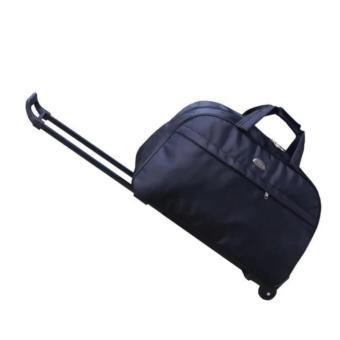 Túi xách du lịch có tay kéo ( Đen)