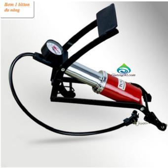 Bơm hơi đạp chân cho ô tô xe máy 206380