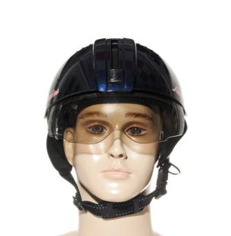 Mũ bảo hiểm Andes 181 3S (Xanh tím)