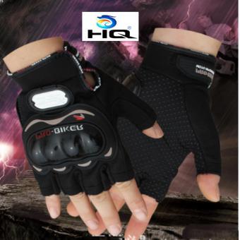 Găng tay hở ngón PRO Biker HQ 3TI74 1(size L)