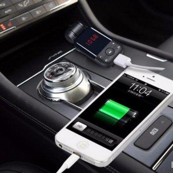 Thiết bị nghe nhạc, nghe điện thoại và sạc thông minh trên ô tô BT26