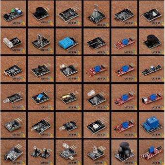 Bộ cảm biến Arduino 37 module