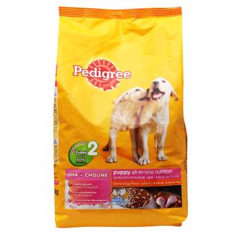 Thức Ăn Cho Chó Con Pedigree Vị Gà, Trứng Và Sữa Dạng Túi 480g (Mỹ)