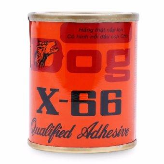 Keo dán đa năng Dog X-66 (100ml)