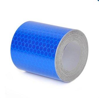 Băng keo phản quang 3M High Intensity Grade HIP 3935 30mmx1m (Màu Xanh blue)