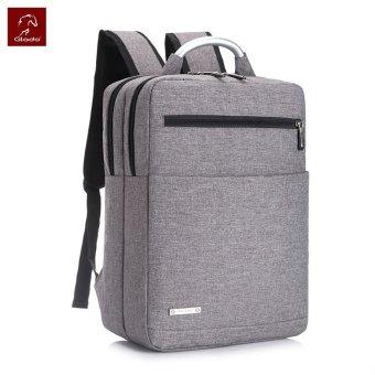Balo Laptop Khung Nhôm Thời Trang Glado - BLG130 (Xám)