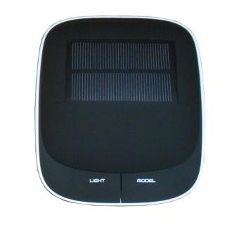 Máy lọc không khí ô tô năng lượng mặt trời YD-2512 (Đen)