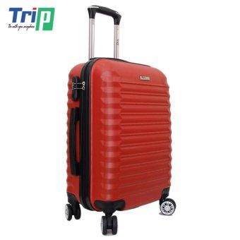 Vali Trip P805 Size 60cm - 24inch (Đỏ cà rốt)