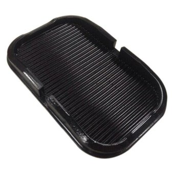 Skid Proof Anti-Slip Mat Sticky Car (Black)