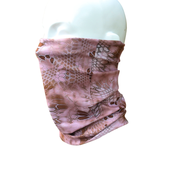 Khăn ống đa năng Ubesthouse (Da rắn nâu)