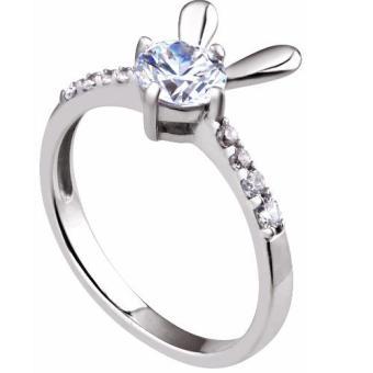 Nhẫn nữ bạc PNJSilver 65