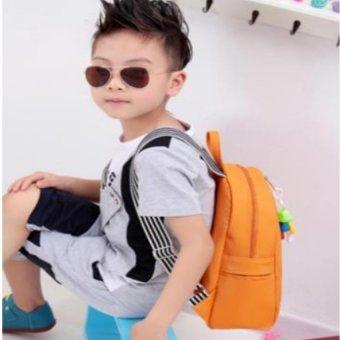 Ba lô trẻ em cao cấp HQ205927-1 (Cam)