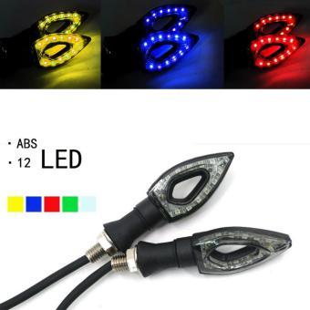 Bộ 2 Xi nhan LED, Đèn Led Cho Xe Máy - Ban Den Led Xe May đẳng cấp BH 6 tháng bởi Click-Buy