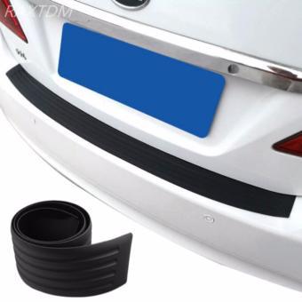 Nẹp cốp cao su cho xe ô tô (màu đen)
