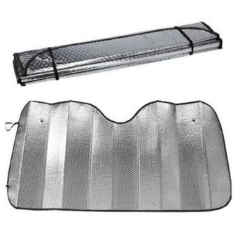 Che chống nắng phản quang ô tô gấp gọn kích thước125 x 70cm
