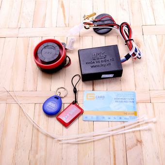 Mua Khóa điện từ chống trộm xe máy dùng thẻ từ IKY Bike giá tốt nhất