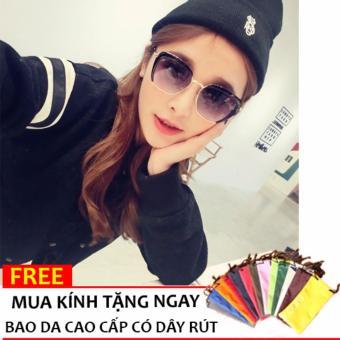 Kính Mát Nữ + Tặng Bao Da Bt99.150