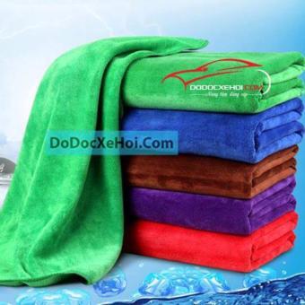 Mua Bộ 2 khăn chuyên dụng lau rửa xe ô tô giá tốt nhất