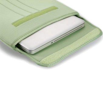 LSS Soft Sleeve Bag Cover Case Fastener Tape for 13.3