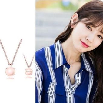 Dây chuyền Park Shin Hye phim Doctors bạc 925 cao cấp CỰC HOT