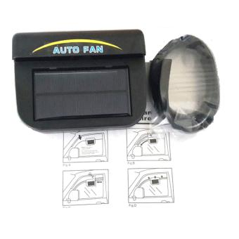 Quạt thông gió ô tô năng lượng mặt trời Auto Fan Extra