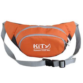 Túi đeo bụng du lịch M01 (Cam)