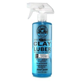 Chai xịt giúp đất sét tẩy bụi sơn hiệu quả và tăng độ bền hơn Chemical Guys Clay Luber 16oz 473ml