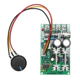 Mua 12V/24V/36V/48V/60V 1200W 20A PWM FAN Controller DC Motor Speed Control - intl giá tốt nhất