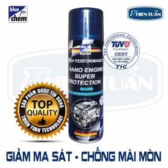 Chai Nano bảo vệ động cơ Bluechem Nano Engine Super Protection 250ml