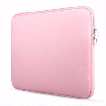 Túi chống sốc cho macbook 13 inch (Hồng)